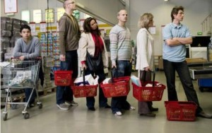 Supermarket Queue