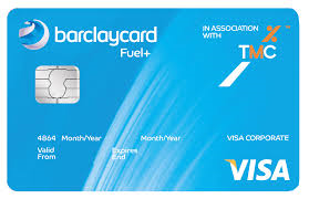 Barclaycard fuel card