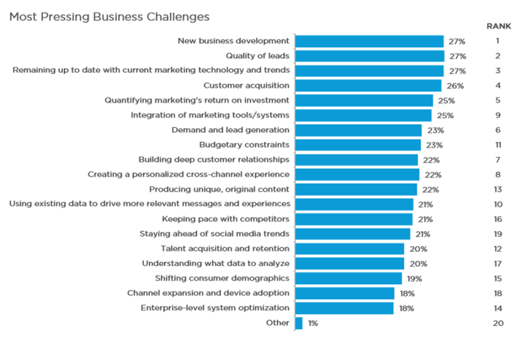 Most pressing business challenges_2015